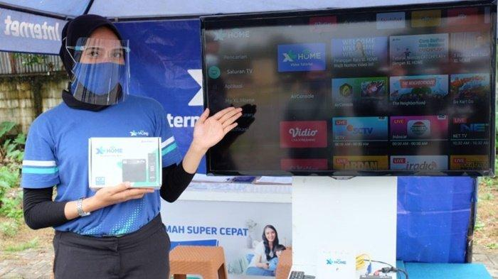 XL Axiata kenalkan XL SATU Fiber, layanan konvergensi pertama di Indonesia