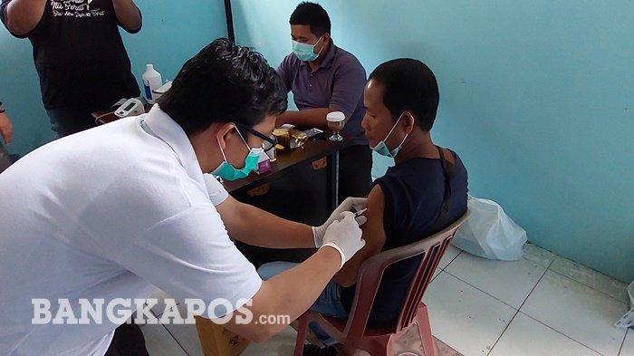 Sempat Takut Sebelum Vaksinasi, Zaprin dan Marten Berharap Vaksin Bisa Cegah Penularan Covid-19