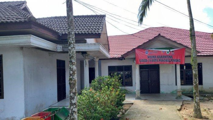 Wisma Karantina Kota Pangkalpinang Tutup Sementara, BPBD Kembali Evaluasi