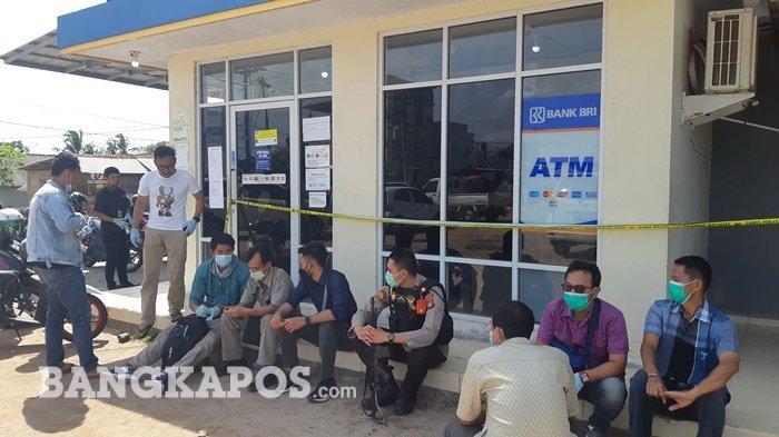 Seluruh CCTV di Seputaran Mega Mart Diperiksa Polisi, Terungkap Ciri-ciri Pelaku Pembobol ATM