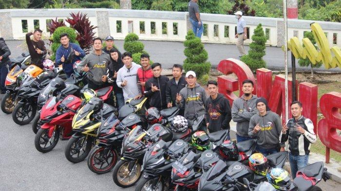 Komunitas HCOI Bangka Belitung Bangun Silaturahmi dan Salurkan Hobi Melalui Touring