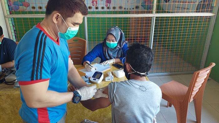Gencar Lakukan Vaksinasi Untuk Masyarakat Umum, 5.380 Warga Telah Terima Vaksin Covid-19