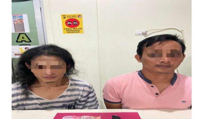 Security di Pangkalpinang Beli Narkoba, Tertangkap Polisi Saat Transaksi Sabu di Kontrakan