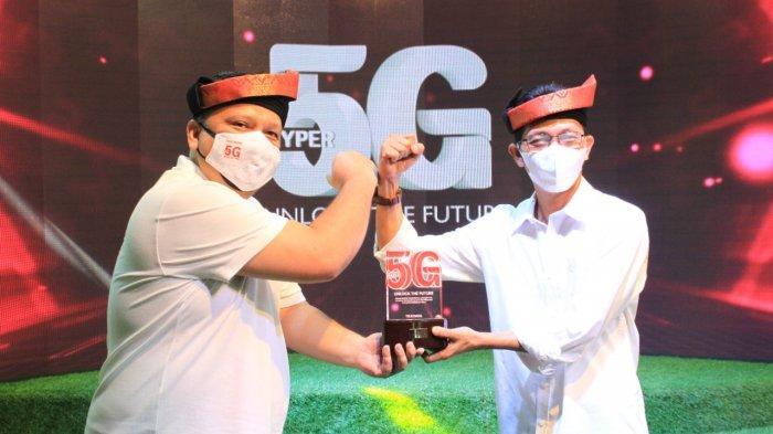 Telkomsel Luncurkan Layanan Telkomsel 5G di Kota Batam