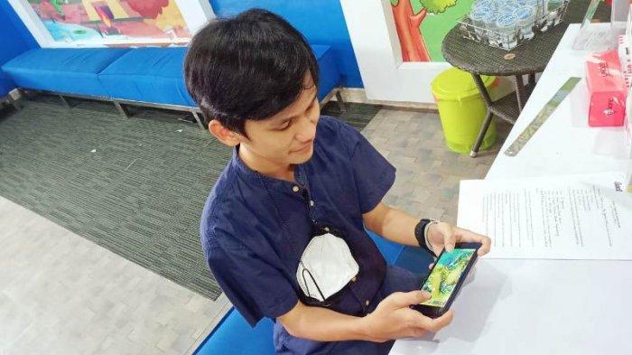 Gema Nusantara, Gamer di Pangkalpinang yang Iseng Main Game Sampai Raup Jutaan Rupiah