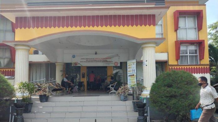 Kantor Dinas Kependudukan dan Catatan Sipil Kabupaten Bangka