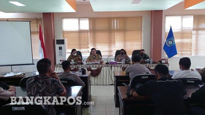 PPDB Secara Online, SD N 8 Koba Baru Lakukan Uji Coba, Undang Empat Orangtua Siswa Pendaftar