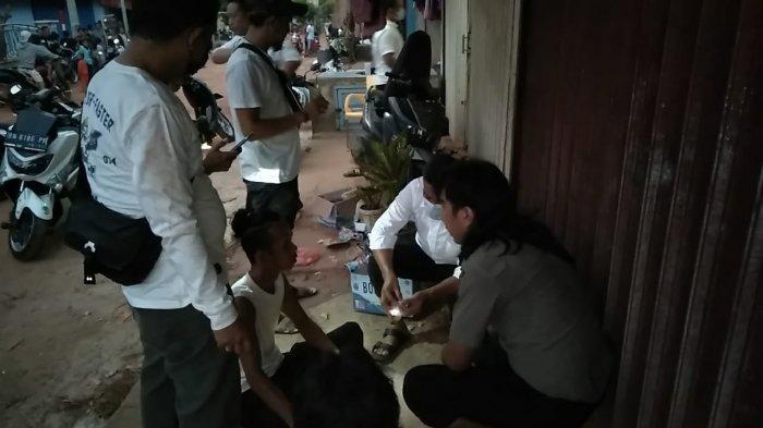 Sembunyikan Sabu di Pot Bunga, Tersangka Narkoba Diringkus Satres Narkoba Polres Bangka Selatan