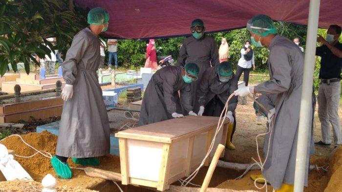 UPDATE, Pasien Covid-19 Sembuh di Kabupaten Bangka 53 Orang, Positif 19 Orang dan Meninggal 2 Orang