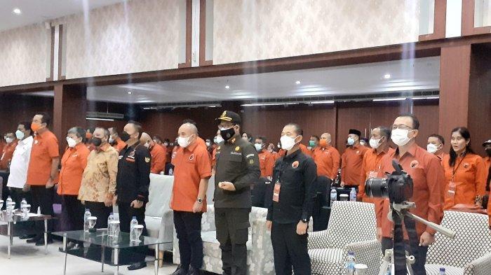 Rakerda PDI-P Bangka Belitung, Susun Program Kerja, Akan Serap Aspirasi Rakyat Dimulai dari Desa