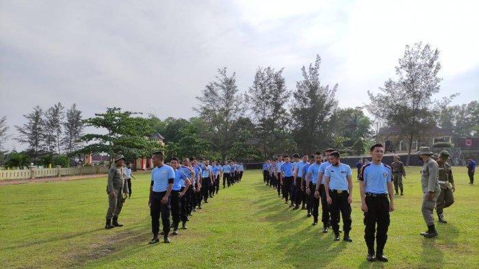 Tingkatkan Kapasitas Petugas Pengawasan, Pegawai LPKA Pangkalpinang Ikuti Pelatihan Kesamaptaan