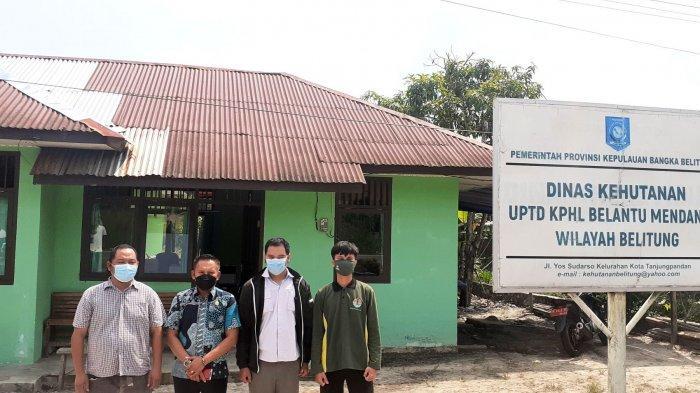 Herman Serap Aspirasi UPTD KPHL, Kekurangan Jumlah Polhut Awasi Hutan Seluas 83 Ribu Hektare