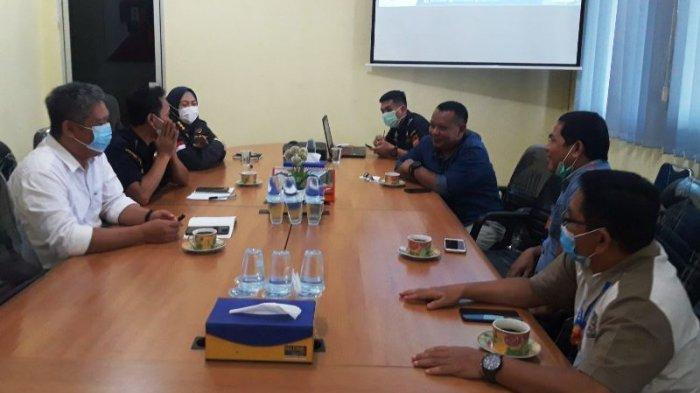 KPP Bea dan Cukai Pangkalpinang Turut Berperan Dorong Ekspor Lidi Nipah ke Nepal