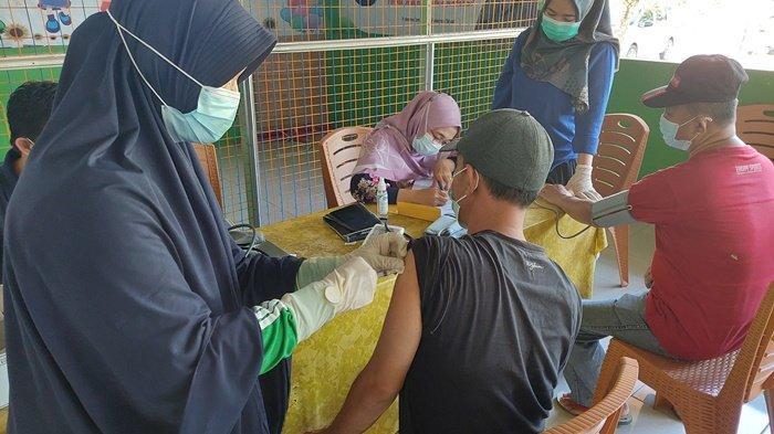 843 Warga Umum Sudah Divaksin, Satgas Covid-19 Terus Galakkan Pelaksanaan Vaksinasi