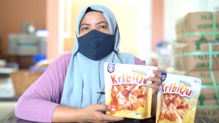 Jadi Mitra Binaan PT Timah, Owner KribiQu Targetkan Bisa Ekspor