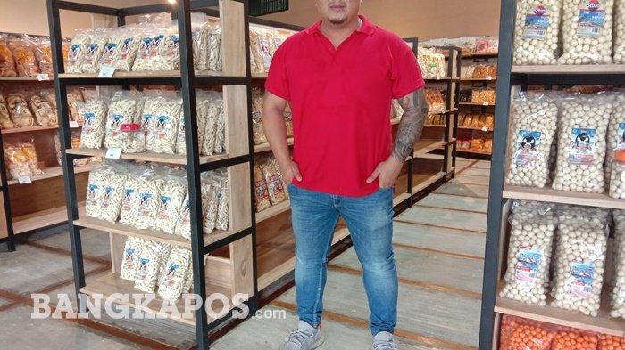 Owner Toko Snack dan Oleh-oleh Godai Sejiwa Sebut Berkat Wisatawan Penjualan Membaik