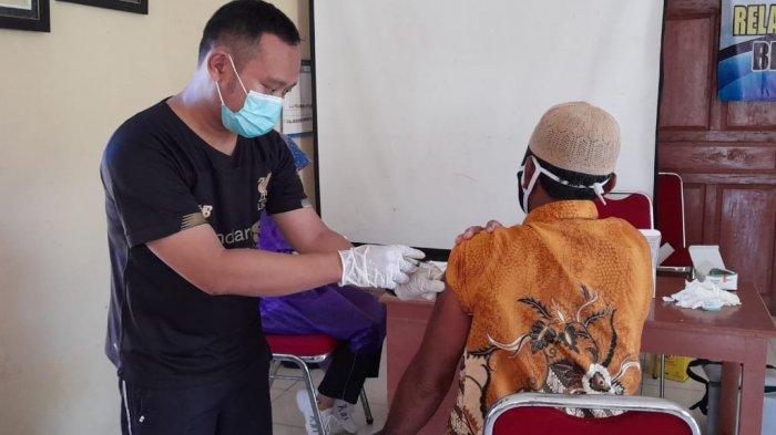 Satgas Covid Akan Lakukan Vaksinasi di Kantor Lurah Toboali, AKBP Agus: Siapkan KTP, Semuanya Gratis