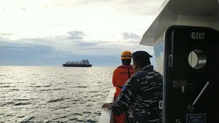 12 Jam Evakuasi, Tim SAR Temukan ABK Tanker Bahamas Meninggal Dunia
