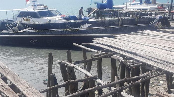 Polisi Berhasil Evakuasi Kapal Hantu, Butuh Waktu Lima Hari