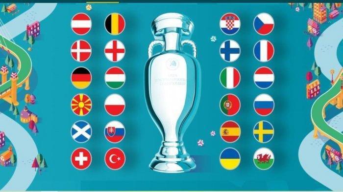 Hasil Euro 2020 (Euro 2021) Malam Tadi 20 Juni: Highlight, Klasemen Grup, Daftar Top Skor Sementara
