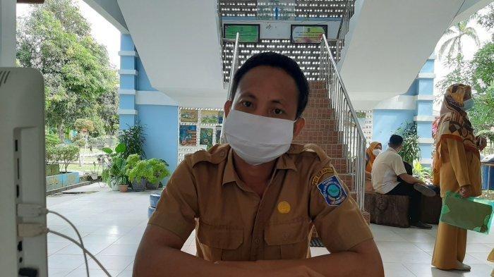 Ketua PPDB SMA1 Koba, Syaifuddin.