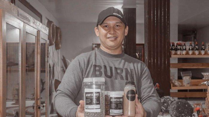 Kisah Owner Kopi Kekinian Sukses Bikin Minuman Single Origin Coffee Pertama nan Terjangkau di Bangka