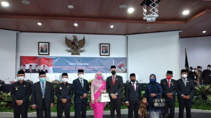 DPRD Bangka Gelar Rapat Paripurna PAW Dua Anggota yang Meninggal Dunia
