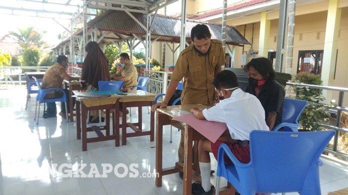 DPRD Kota Pangkalpinang Ingatkan Kepala SD dan SMP, Jangan Coba-coba Pungut Uang dari Siswa Baru