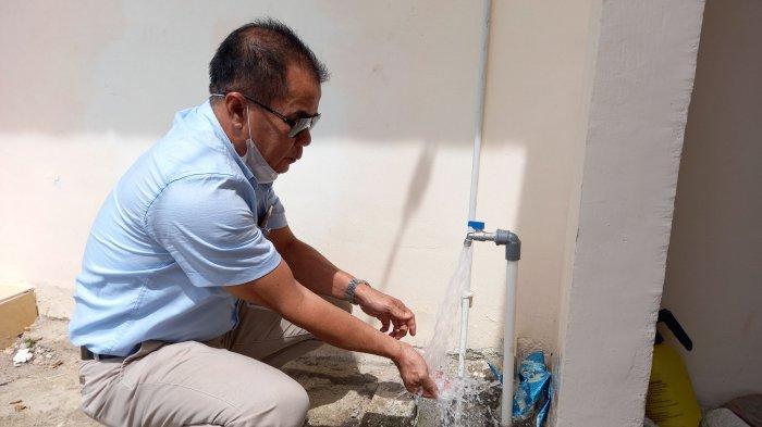 Warga Perumnas Bukit Merapin dan Tampuk Pinang Pura Siap-siap Bakal Ada Pemadaman Air Sementara