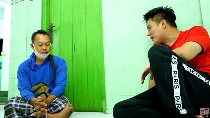 Baim Wong Mau Kasih Bantuan ke Pria Disabilitas Mendadak Drop, 'Ditodong' Uang Rp10 Juta?