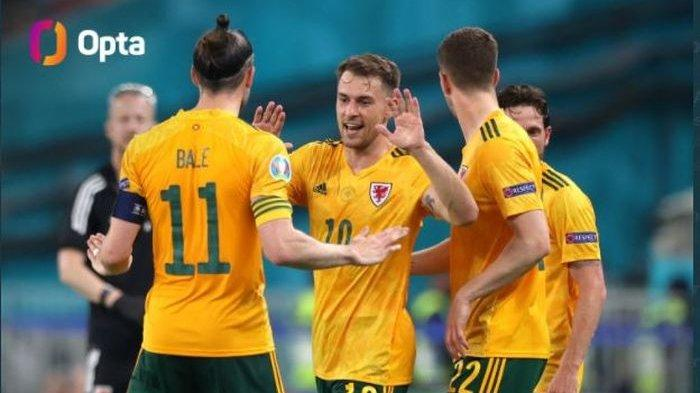 HIGHLIGT Hasil Euro 2020 (Euro 2021) Malam Tadi, Turki Bonyok Dihajar Wales, Italia Favorit Juara