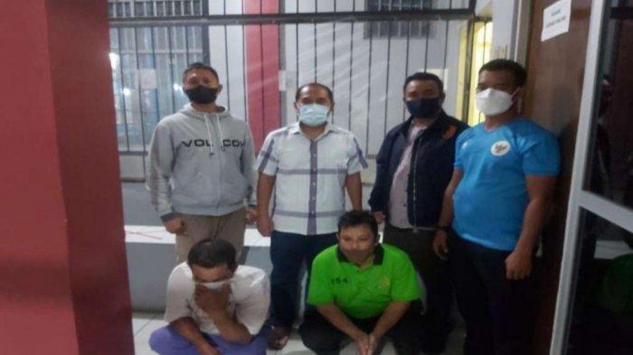 Tim Kalong Polres Pangkalpinang Tangkap 5 Pengedar Sabu Jaringan Lapas Narkoba, 1 Diantaranya Napi