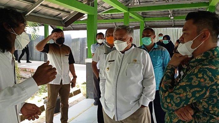 Sapardi Bersyukur Biaya Rawat Cucunya Di RSUD Sejiran Setason Bangka Barat Gratis