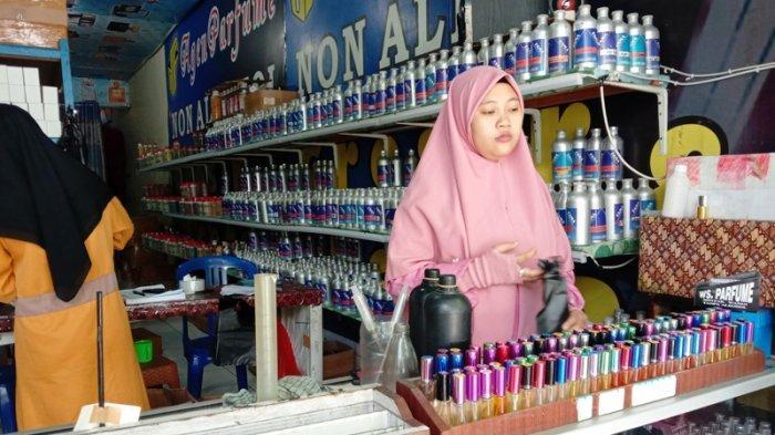 Stok Parfum Wangi Favorit Kosong di Pangkalpinang, Pengiriman dari Palembang Terbatas