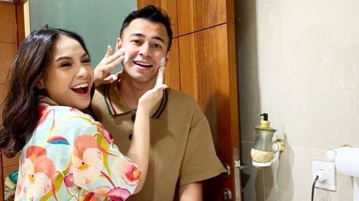 Raffi Ahmad Sindir Nagita, Keluhkan Ibunda Rafathar yang Jarang Mandi Sejak Hamil Anak ke 2