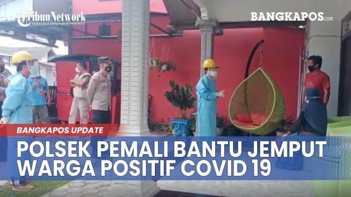 Kasus Positif Covid-19 di Pedesaan Meningkat, Aktivitas Masyarakat Bangka Belitung di Desa Dibatasi