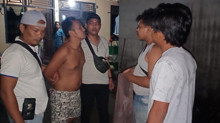 Buron Enam Bulan Usai Tikam Warga, Beno Berhasil Diringkus Polisi di Belinyu