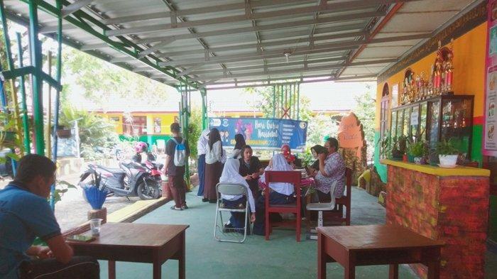Hari Terakhir PPDB SMP, Kuota Sejumlah Sekolah di Pangkalpinang Sudah Terpenuhi
