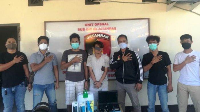 Sudah 7 Kali Masuk Keluar Penjara, Residivis Pencurian Tertangkap Lagi di Kampung Melintang