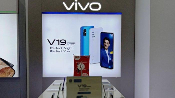 Update Harga HP Vivo Juli 2021, Vivo V21 5G, Vivo V20 SE, Vivo X60 Pro 5G