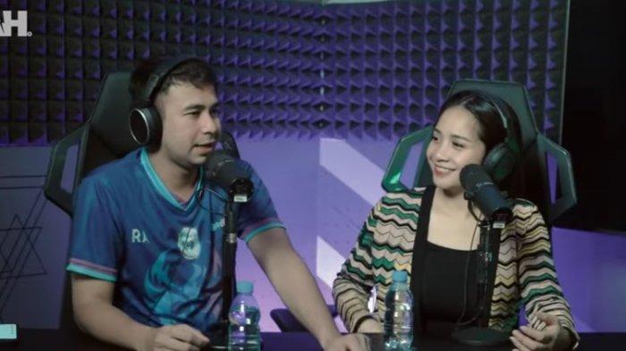 Pasangan artis Raffi Ahmad dan Nagita Slavina (YouTube Atta Halilintar)
