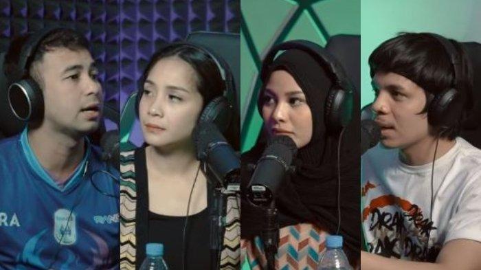 Raffi Ahmad Bicara Poligami, Nagita Slavina Mengaku Risih dan Sering Mimpi Aneh