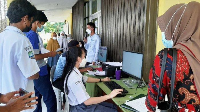Malam Ini Pendaftaran PPDB SMA/SMK Online Berakhir, Siswa Belum Daftar Diminta Cepat Mendaftar
