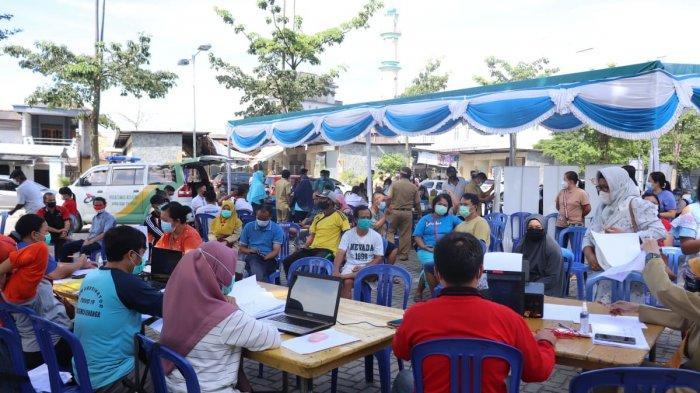 Hari Ini Jumlah Warga di Kabupaten Bangka yang Telah Disuntik Vaksin Covid-19 Sebanyak 936 Orang
