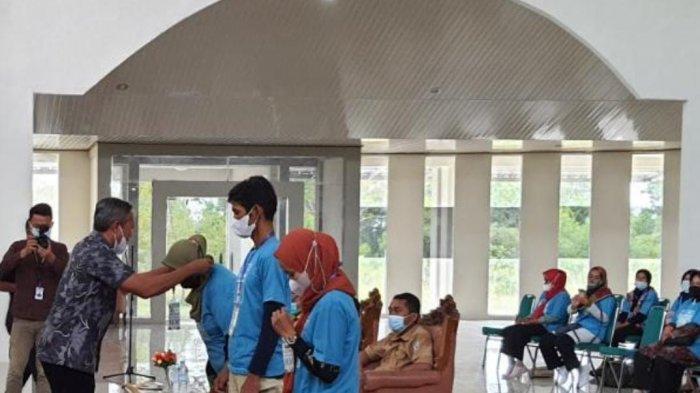 Indomaret dan Pemerintah Kabupaten Bangka Selatan Melakukan Pelatihan Bagi Pelaku IKM