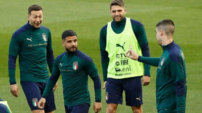 Federico Bernardeschi Ungkap Rahasia Roberto Mancini yang Buat Italia Sangat Luar Biasa di EURO 2020