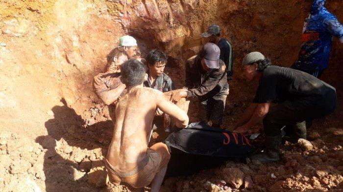 Kisah Korban Longsor Tambang Timah di Pemali: Bruk! Tanah Ambruk Saat Diduduki Buat Istirahat