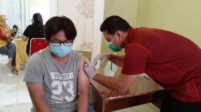 Polres Belitung Gelar Vaksinasi Covid-19 Secara Massal, yang Minat Langsung Daftar