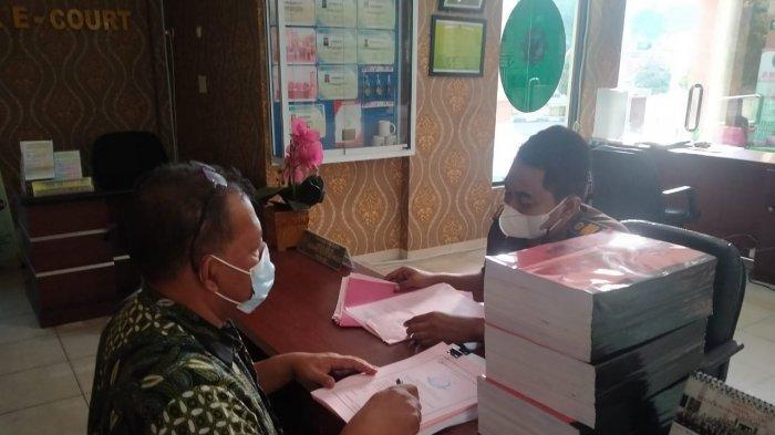 Mantan Pimcab Bank BUMN di Pangkalpinang Dilimpahkan ke Pengadilan, Diduga Korupsi Fasilitas Kredit
