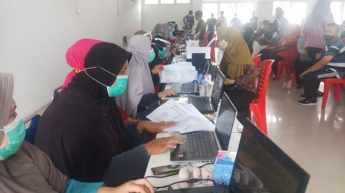 Warga yang Banyak Tertular Covid-19 di Kabupaten Bangka Usia 20 hingga 44 Tahun Mencapai 2.134 Orang